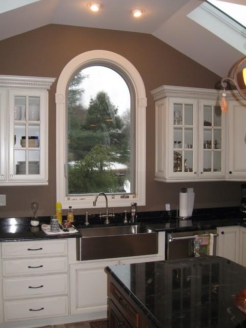 NJ Transitional Kitchen Remodel traditional-kitchen