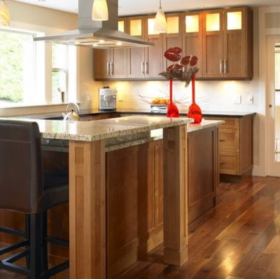 NKBA featured kitchen Transitional Kitchen vancouver