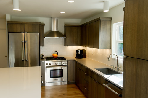Modern Kitchen Design in Portland Oregon