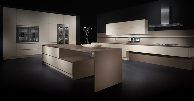 Marvelous Noblessa: Modern: High End Modern Kitchen
