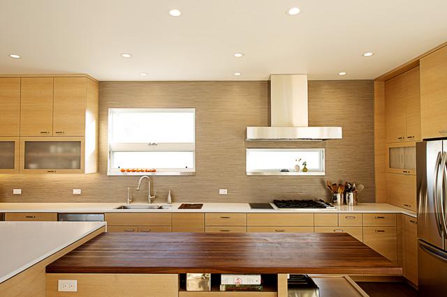 Noe Valley Residence modern-kitchen
