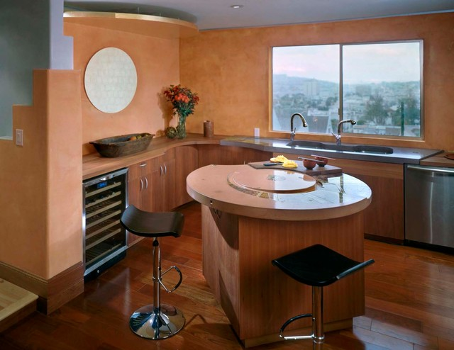 Noe Valley Residence eclectic-kitchen