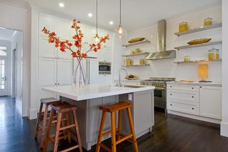 Noe Valley Three contemporary kitchen