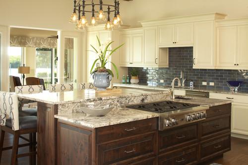 Kitchen Island Trends The Original Granite Bracket