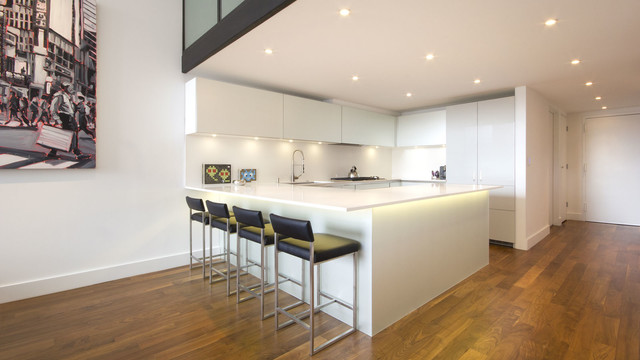 Nolita Modern Kitchen New York By GD Cucine