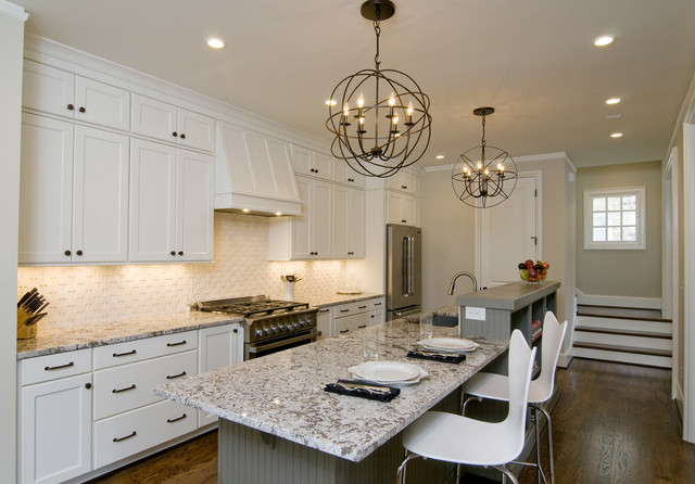 Norcraft Custom Color - Transitional - Kitchen - Raleigh - by 1st ...