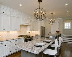 Norcraft Custom Color transitional-kitchen