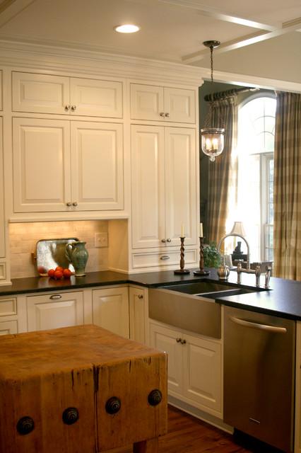 Norcross Kitchen traditional-kitchen