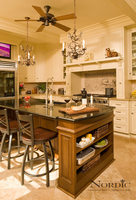 Nordic - Traditional Kitchens traditional-kitchen