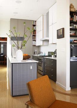 Nordquist modern kitchen