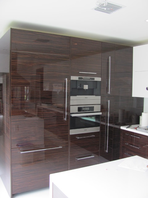 normandy project modern kitchen miami by home