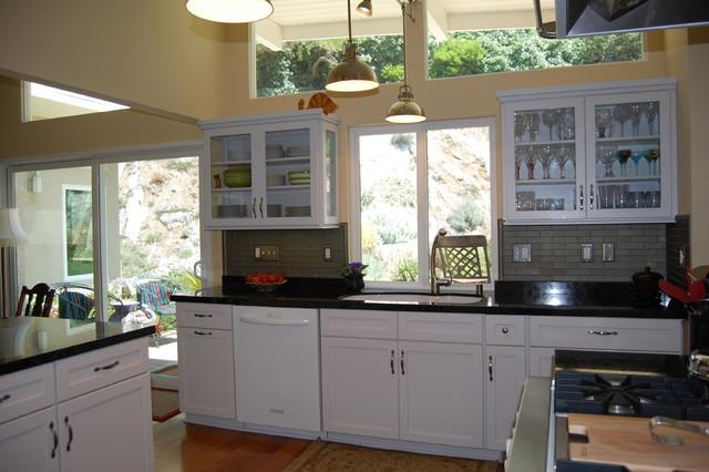 Normanton Remodel eclectic-kitchen