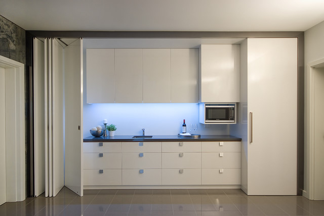 Good Normanville House Contemporary Kitchen