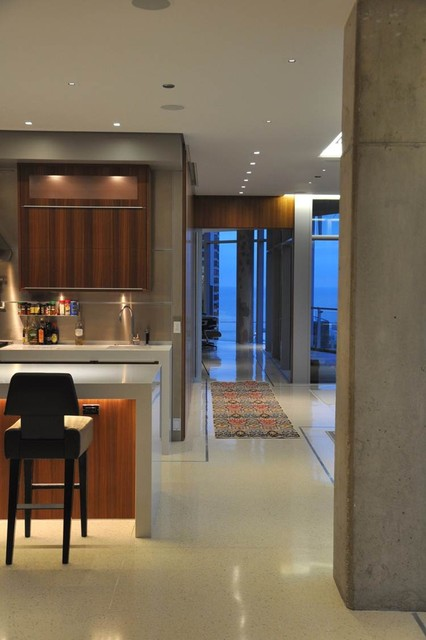 Norsman architects contemporary kitchen