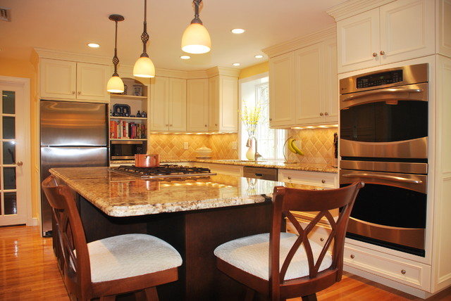 Excellent North Andover Massachusetts Cricket Lane  Traditional  Kitchen