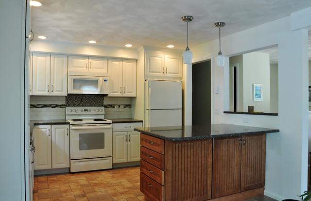 North Attleboro, MA Kitchen traditional-kitchen