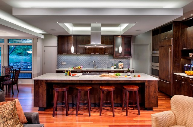 North austin remodel transitional kitchen austin by mark lind