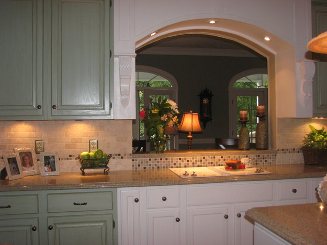 North Carolina Kitchen design - Traditional - Kitchen - atlanta - by Niche by design