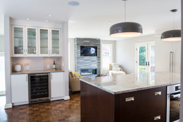 North Cleveland Park contemporary-kitchen