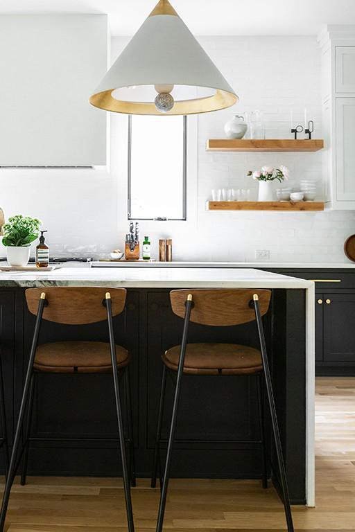 North Dallas Luxe Modern - Modern - Kitchen - Dallas - by ...