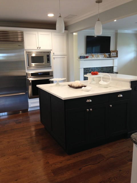 North Fork Mattituck Long Island NY Beach Style Kitchen New York By J