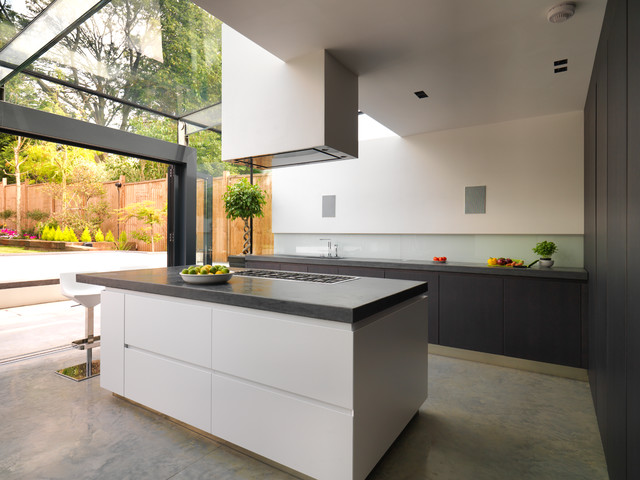 North London Contemporary Kitchen London By Simply