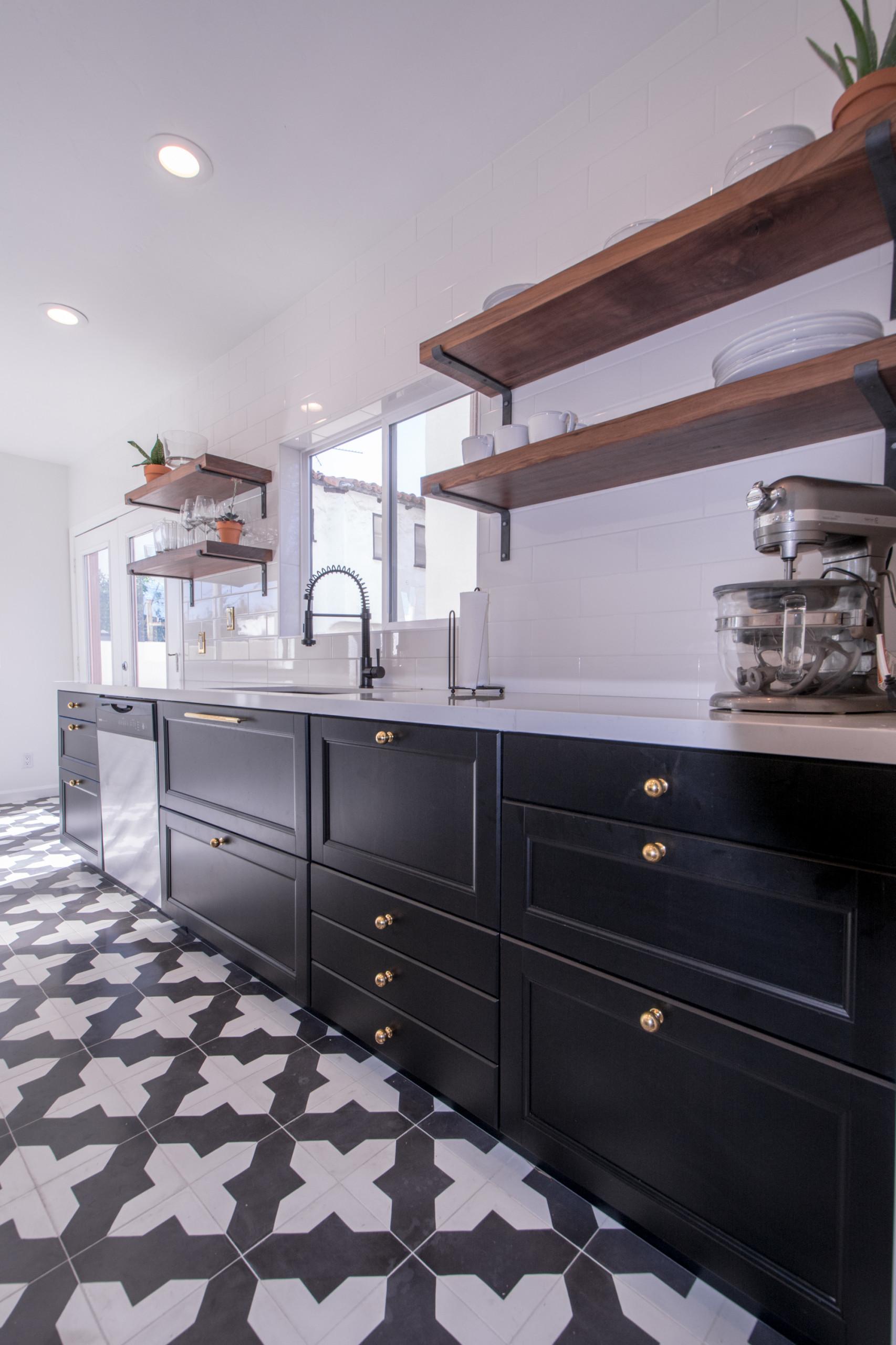 75 Beautiful Purple Kitchen Pictures Ideas January 2021 Houzz