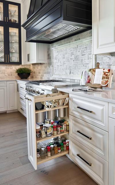 North San Antonio Kitchen Remodel - Transitional - Kitchen ...