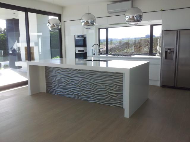 North Shore Kitchen Modern Kitchen Auckland By Fodera