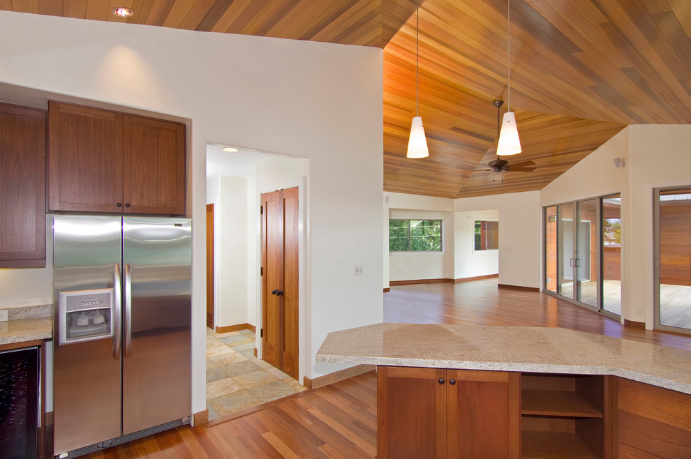 North Shore Oahu - Beach Style - Kitchen - Hawaii - by ...
