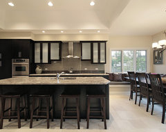 North Shore Projects contemporary-kitchen