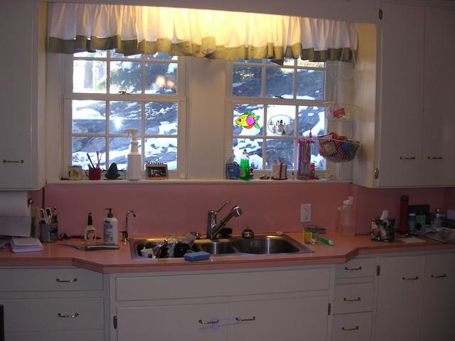North Shore Renovation traditional-kitchen