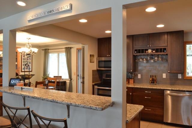North Spokane Kitchen Remodel