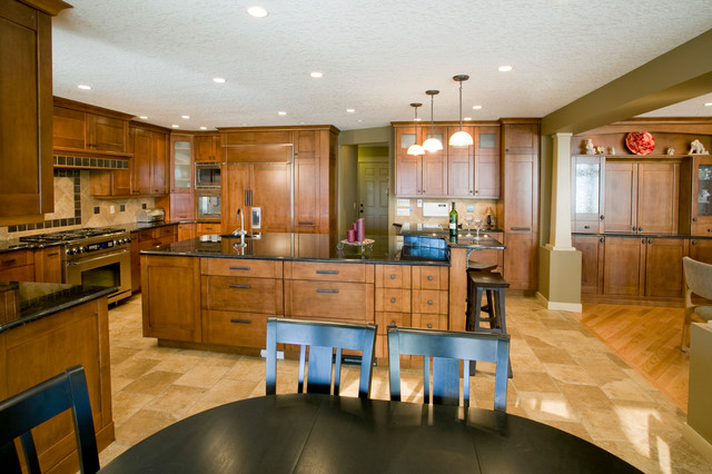 north west calgary alberta craftsman kitchen calgary by