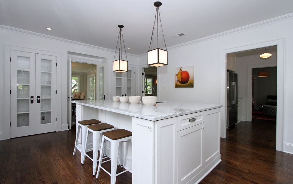 North Wyoming Avenue South Orange Nj Eclectic Kitchen New York By Mosswood Design