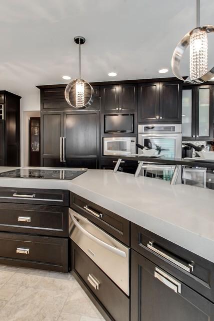 Northbook Kitchen contemporary-kitchen