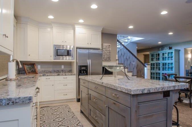 Northbridge - Craftsman - Kitchen - Salt Lake City - by RT ...
