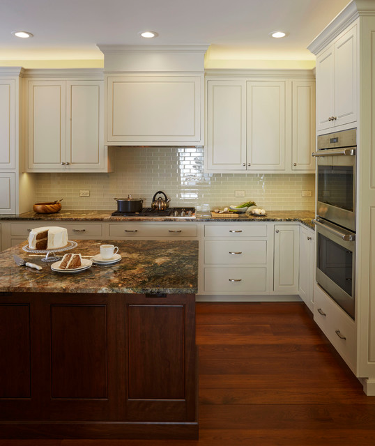 Northbrook allure transitional kitchen chicago by for Allure kitchen cabinets