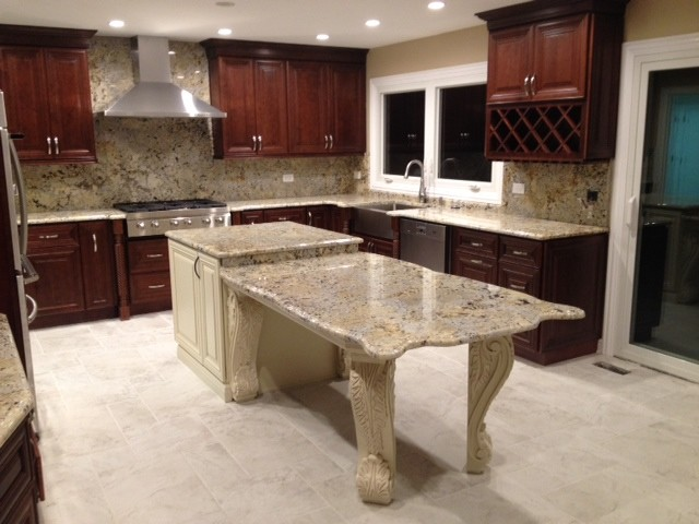 Northbrook,il traditional-kitchen