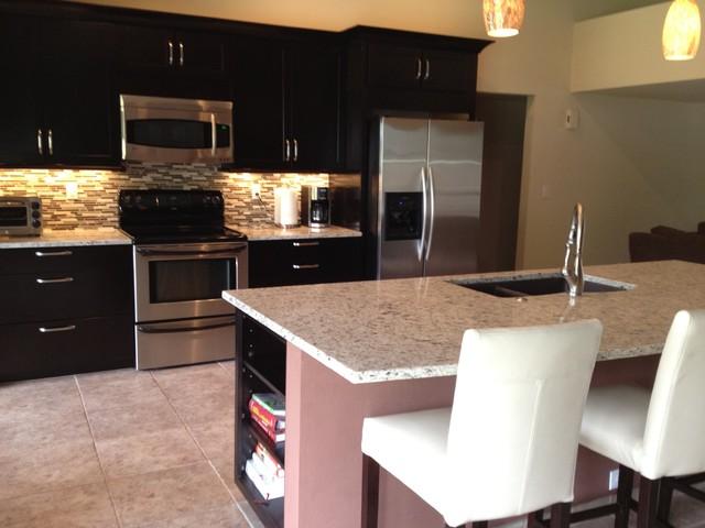 Northeast Phoenix Kitchen Contemporary Kitchen Orange County By Sea Interior Design