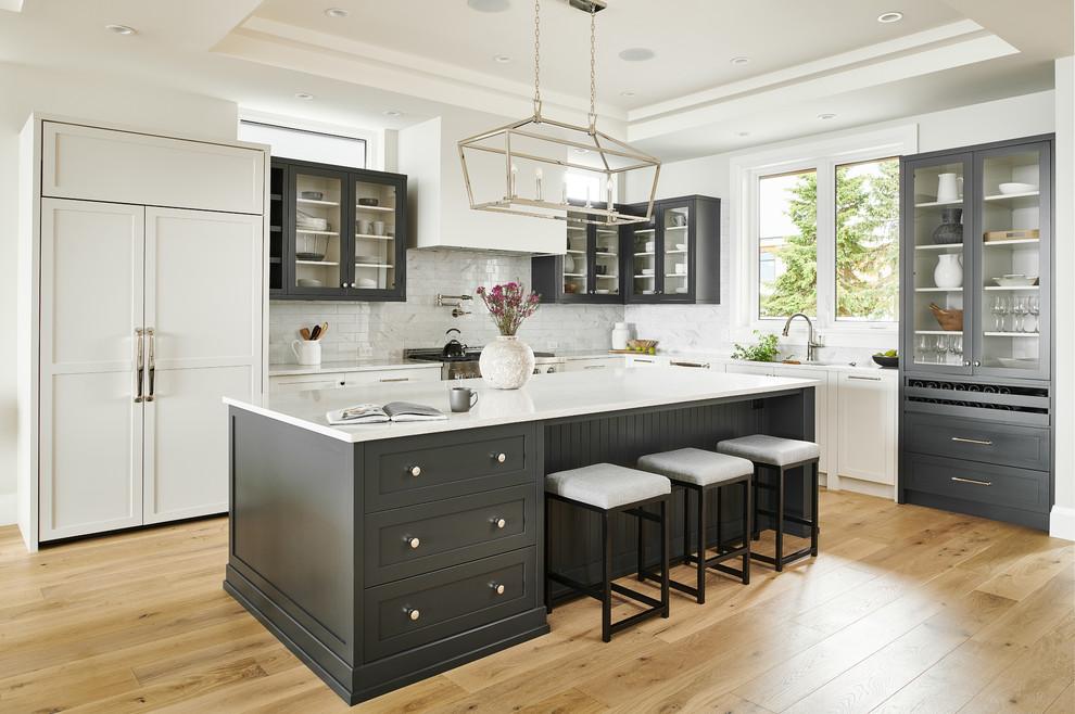 Northern - Contemporary - Kitchen - Vancouver - by Jenny ...