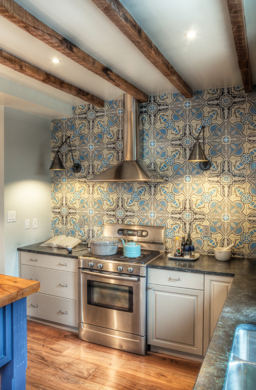 Unique Tile Backsplash Ideas For Kitchens
