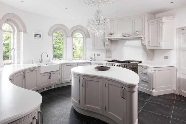 Northiam East Sussex Bespoke Kitchen Design Traditional Kitchen Sussex