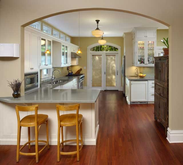 Northlight Architects traditional kitchen
