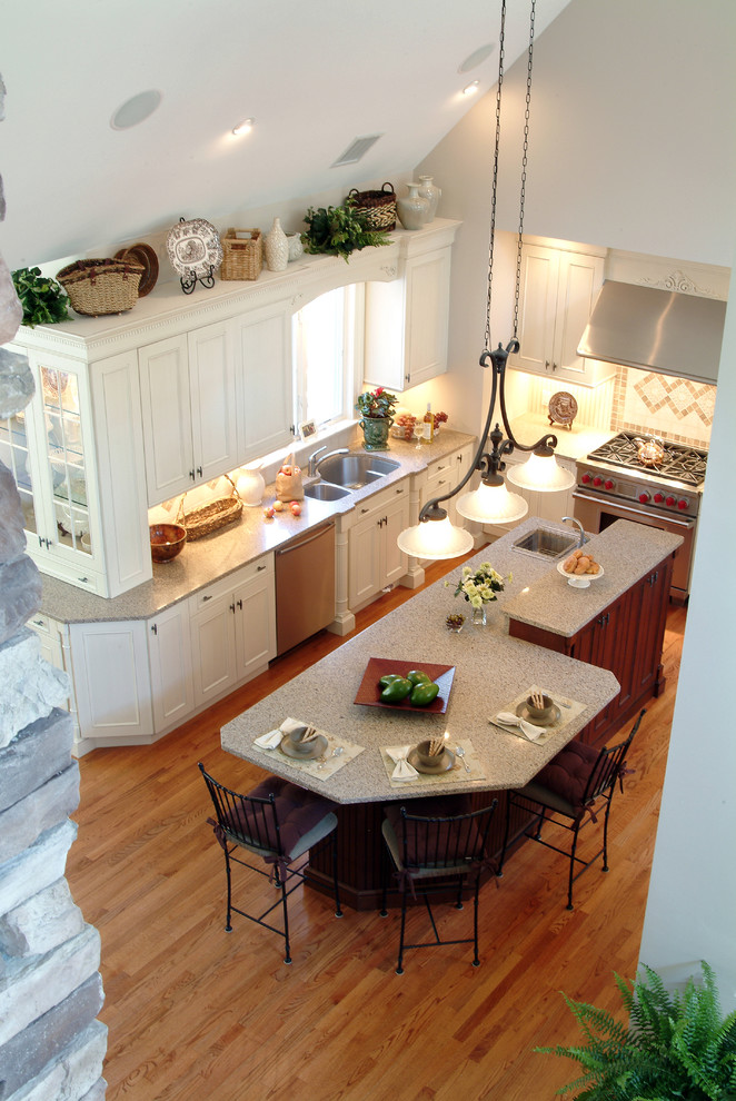 Northport, NY - Traditional - Kitchen - New York - by ...