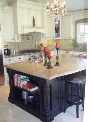 Northridge Addition traditional-kitchen