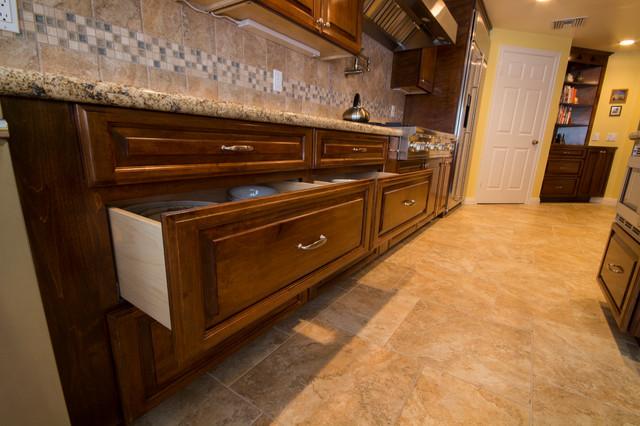 Northridge, Ca traditional-kitchen