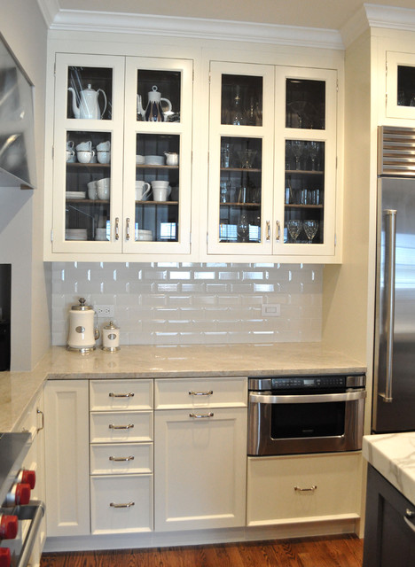 Northside Residence Traditional Kitchen Chicago By