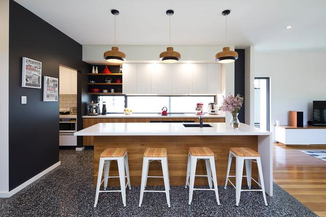 Northview Outlook Kitchen Contemporary Kitchen