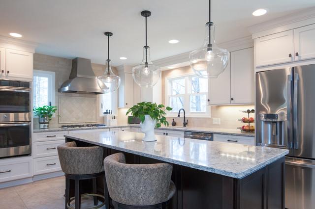 Northville Fixer Upper - Klassisch - Küche - Detroit - von Sharer ...